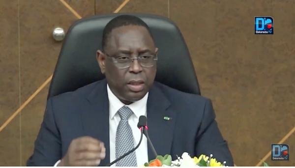 Parlement de la Cedeao : Macky Sall dénonce les contraintes qui freinent l'intégration économique.