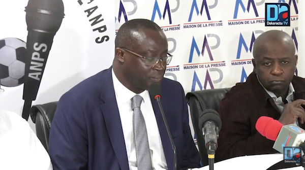 Finances de l'équipe nationale de football : Me Augustin Senghor fait le point
