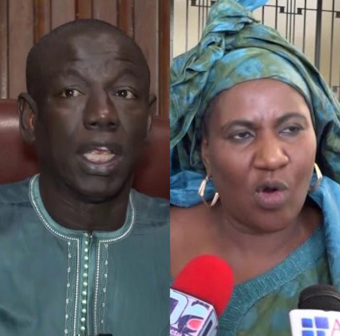 Oulimata Guiro du PUR et Abdoulaye Wilane de Bby élus députés titulaires au Parlement de la CEDEAO