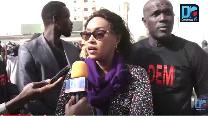 """Maimouna Bousso sur la destruction de sa maison : """"Ce que j'ai vécu..."""""""