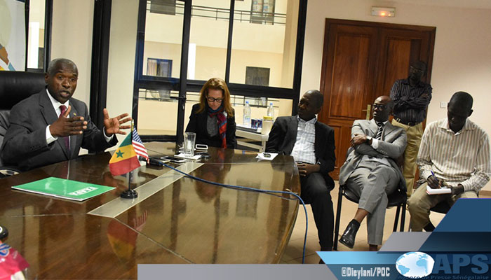 L'Ambassadeur des USA vante le leadership de Dakar