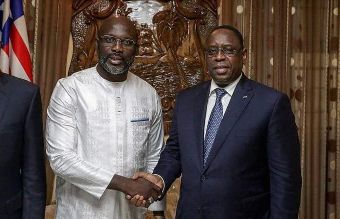 Visite du président libérien à Dakar : De quoi Macky et Weah vont parler, ce mercredi (communiqué)