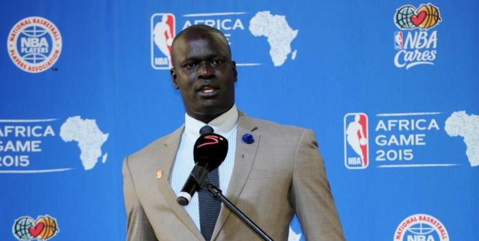 """BASKET-BALL : Amadou Gallo Fall salue la sélection de trois basketteurs d'origine africaine pour le """"All Stars Game"""" 2018"""