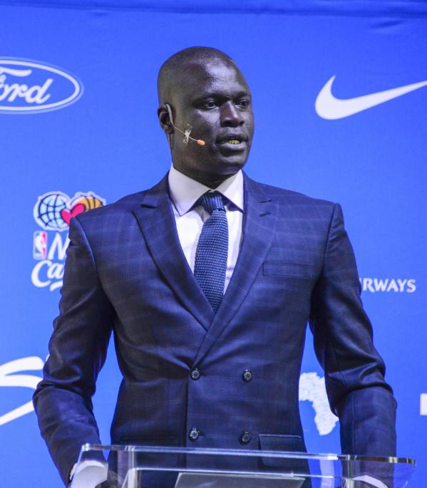 BASKET-BALL : Les leaders africains appelés à faire su sport une arme diplomatique