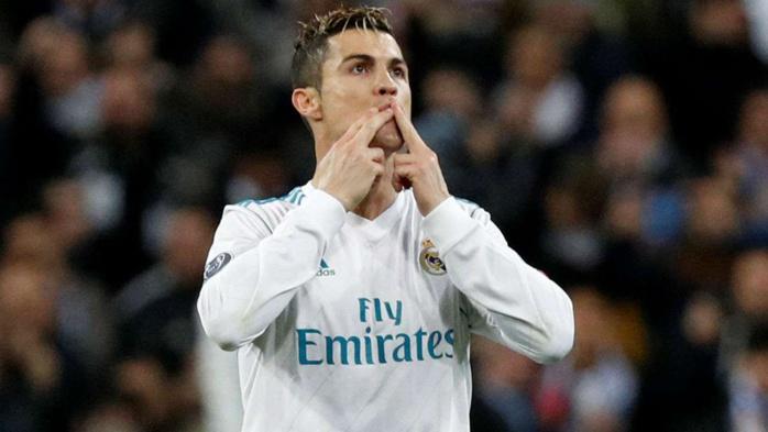 LDC : la stat incroyable de Ronaldo