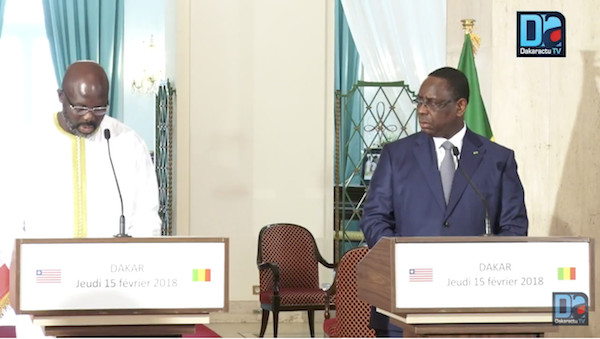 Formation : le Sénégal ouvre ses écoles aux Libériens