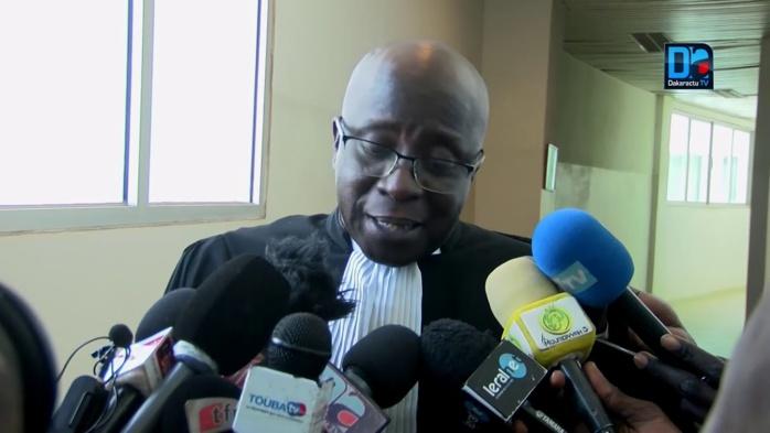 Me Baboucar Cissé à Khalifa Sall : « Dites-vous que vous avez un mauvais rapport avec l'argent »