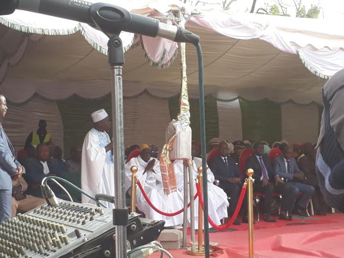 Condoléances à Bamba Fall: Macky Sall dépêche le Premier ministre Mouhamed Dionne, Oumar Youm et le ministre de l'intérieur, Aly Ngouille