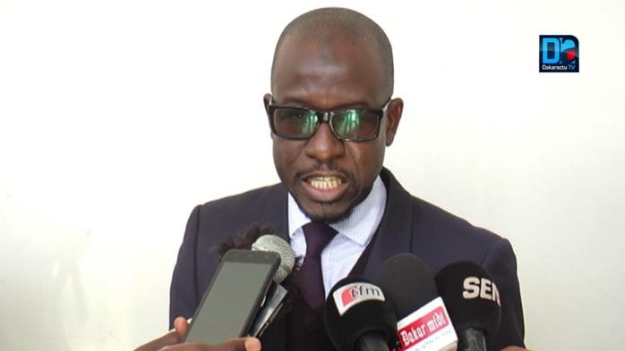 Me Samba Bitèye : « La caisse d'avance n'est pas une caisse noire, encore moins une caisse de mafieux »