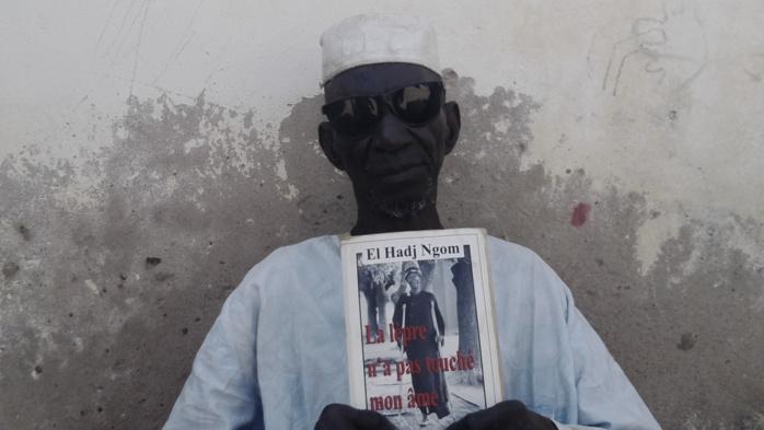 El Hadj Ngom, un malade de la lèpre à Koutal : « Une française m'a trahi et se nourrit du fruit de mon livre »