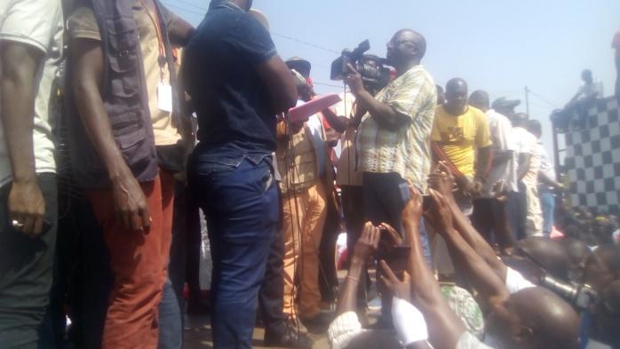 Guinée Bissau : Marche de protestation contre les sanctions de la Cedeao visant des personnalités politiques