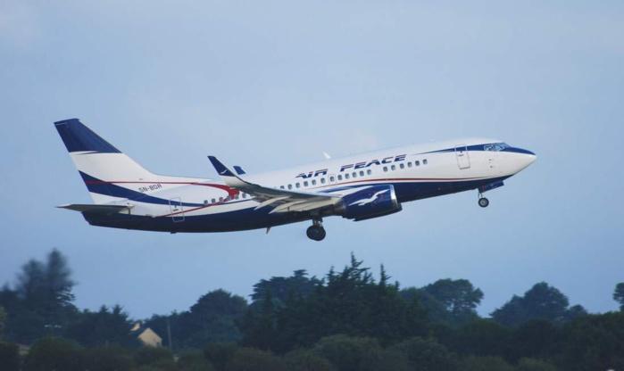 AIBD accueille ce lundi une nouvelle compagnie aérienne : Air Peace attendue à 13h30