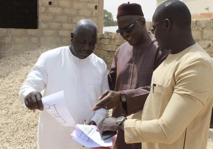 SOKONE : Bientôt une bibliothèque islamique dédiée au vénéré El Hadji Amadou DÈME