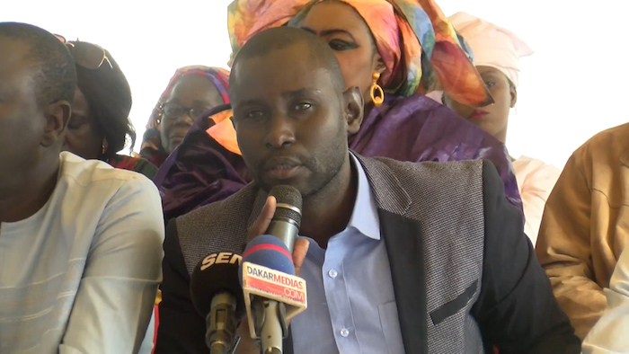 Conférence de presse des pro-Khalifa / Youssou Mbow accuse : « Macky Sall veut la perpétuation de la dynastie « Faye Sall »