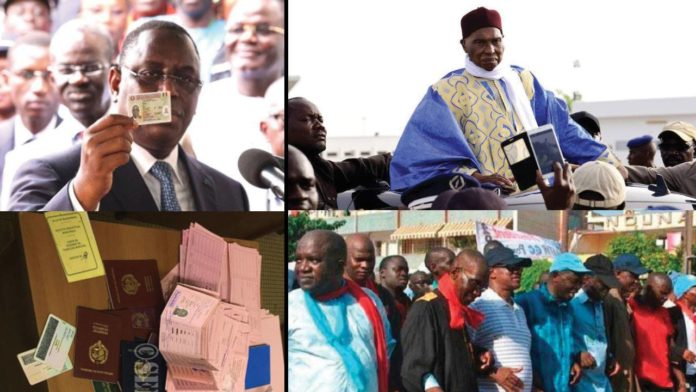 La question n'est pas l'audit du fichier mais plutôt la fiabilisation du processus électoral (Aly Gueye, sg du Front national)