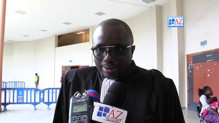 Me Leyti Ndiaye (avocat de Mbaye Touré) : « Nous avons un procureur en transe, la manœuvre de l'agent judiciaire est inopérante »