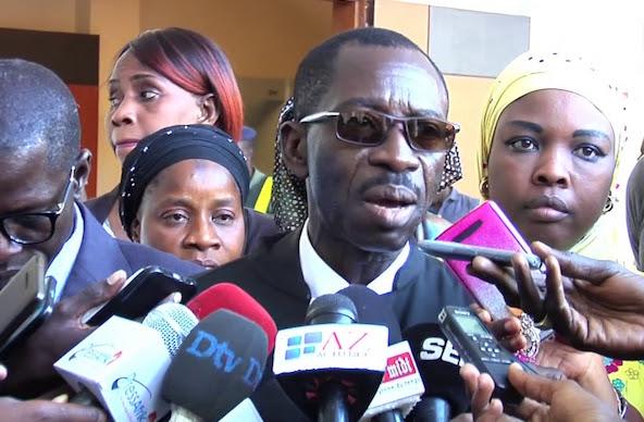 """""""Derrière l'affaire Khalifa Sall, il y a un État qui a fait recours à la justice"""" (Me Mbaye Sène)"""