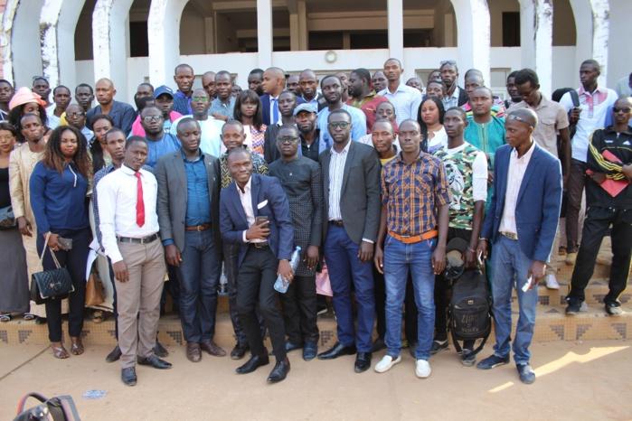 Sédhiou : La COJER régionale expose sur les opportunités d'emplois dans la région