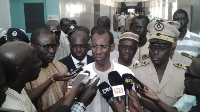 """Abdoulaye Daouda Diallo sur l'accident de Porokhane : """"Il y a eu une quarantaine de victimes dont 11 morts... Nous allons dans les semaines à venir interdire les circulations interurbaines à partir de 22 heures jusqu"""