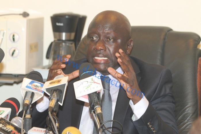 Procès de Khalifa Sall : Le procureur Serigne Bassirou Guèye confirme son réquisitoire