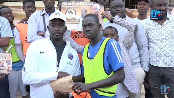 Soutien à Macky Sall : un fils de El Hadj Mansour Mbaye mobilise les Hlm