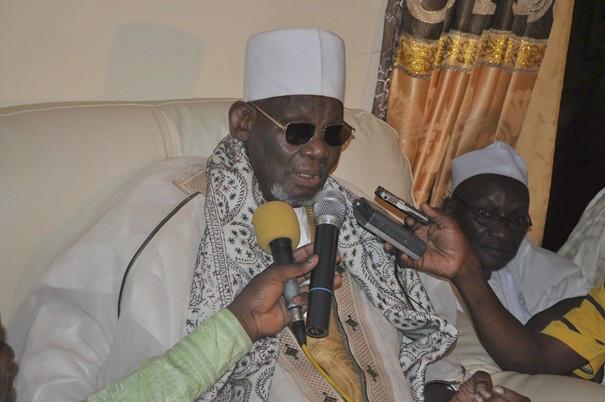 VISITE DU KHALIFE GÉNÉRAL DE MÉDINA BAYE EN MAURITANIE : Cheikh Ahmed Tidiane El Hadj Ibrahima Niass perpétue l'oeuvre de son père (Baye Niass)