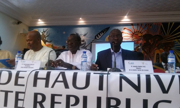 Rufisque : C.REP. réunit les citoyens autour de la République pour débattre du PSE.