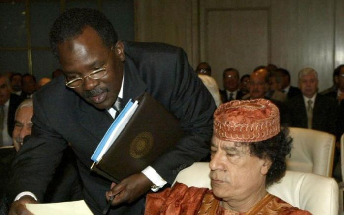 Afrique du Sud : l'ex-bras droit de Kadhafi blessé par balles