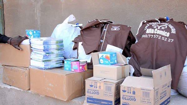 Yeumbeul-Nord : La mairie offre encore des fournitures scolaires et des blouses aux élèves