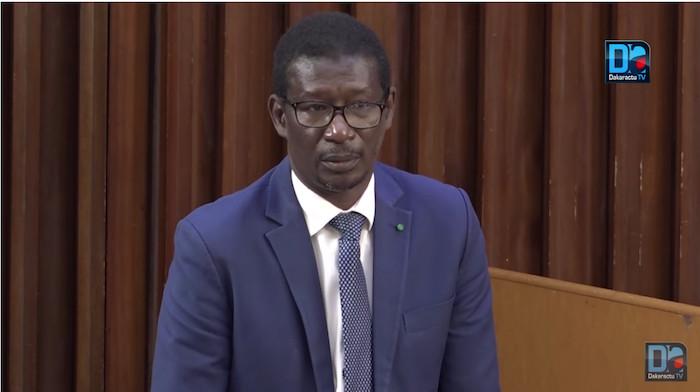 RENTRÉE ACADÉMIQUE DE L'UFR DE ZIGUINCHOR : Le Ministre de l'Enseignement Mary Teuw Niane délivre la leçon inaugurale