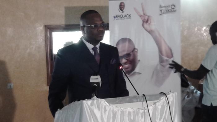 Ahmed Youssouph Bengelloune, Président du mouvement Kaolack Nouvelle Vision : « J'invite les paysans à garder leur mal en patience »