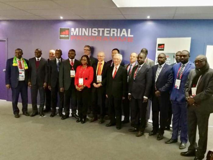 GSMA 2018 - En route vers la 5G : Le Sénégal à l'honneur à Barcelone
