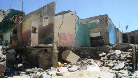 Raz-de-marée dans la Langue de Barbarie et à Gandiol : Des maisons inondées par les eaux marines