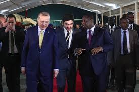 Contribution de Assy Bèye : Mr le Président Erdogan, vous avez moins de ministres, mais tellement de prisonniers politiques !