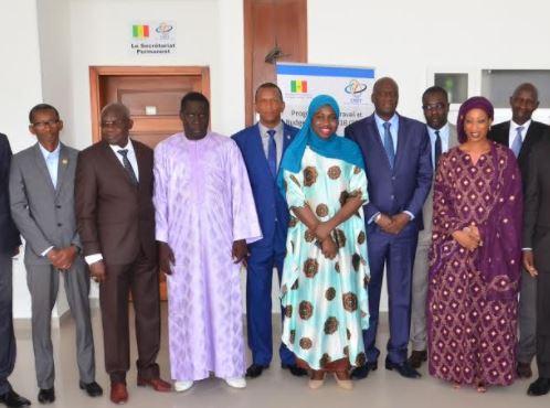 1ere session ordinaire de la CNDT:  Programme de Travail et Budget Annuel (PTBA) 2018 au menu