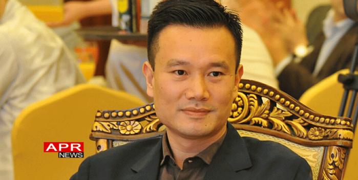 Prolongement de l'affaire Gadio? Ye Jianming, fondateur et président du conglomérat chinois Cefc arrêté