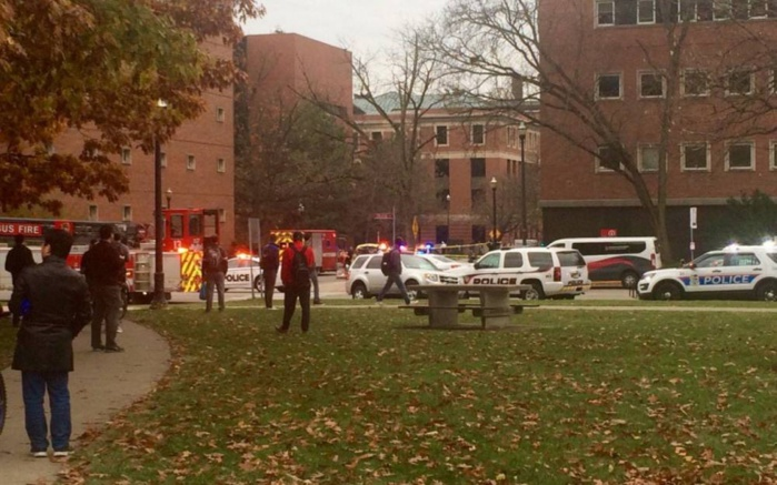 USA : coups de feu sur le campus de Central Michigan