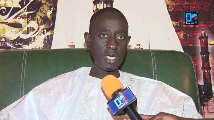 Serigne Mame Cheikh Mbacké Khadim Awa Bâ, coordinateur de l'AIS : « Les lieux de culte musulmans restent les premières cibles des terroristes.. »