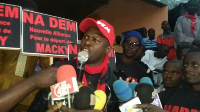Mohamed Lamine Massaly : « Au mois de juin, si Macky Sall ne livre pas 5 millions de cartes d'électeur, nous allons marcher vers le palais pour les lui réclamer »