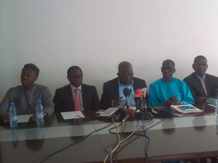 """L'opposition récuse Aly Ngouille Ndiaye : """" La récente déclaration du ministre de l'intérieur le disqualifie pour l'organisation des élections"""" (Oumar Sarr)"""