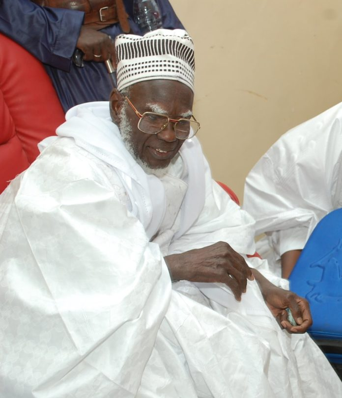 VOL CHEZ LE KHALIFE- Le Diawrigne du Dahira de Burkina dément avoir donné  un adiya à 130 millions F Cfa