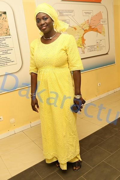 Journée mondiale de la femme : Les femmes de l'Onas au chevet d'une vingtaine de femmes atteintes du cancer.