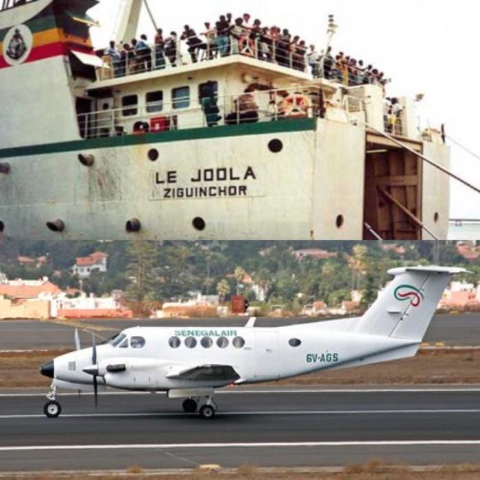 Du naufrage du Joola au crash de l'avion de Senegalair : L'impunité de haut vol