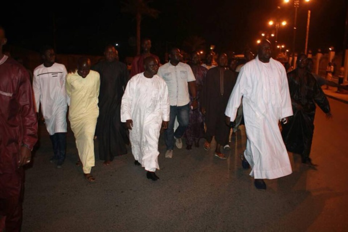 Idrissa Seck à Touba : Serigne Galass Kaltoum à l'accueil