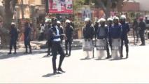 Sit-in de l'opposition : 25 personnes arrêtées / Omar Sarr et Me Madické Niang libres