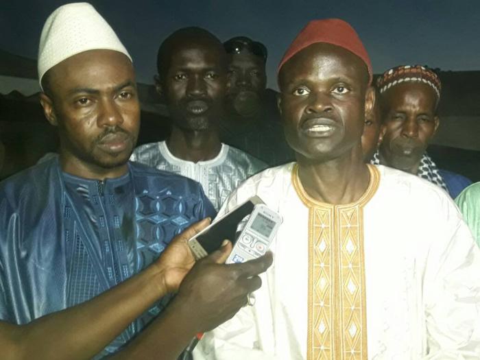 """Docteur Macoumba Diouf, maire de Latmingué : """" On souhaiterait que le ministère de l'élevage fasse un tir groupé sur la commune de Latmingué pour qu'on arrive à éradiquer définitivement la rage... """""""