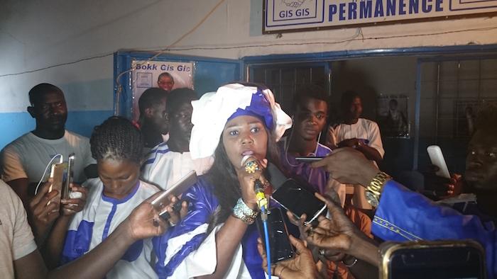 Kaolack : Les femmes de Bokk Gis Gis portent la candidature de Pape Diop à l'élection présidentielle de 2019
