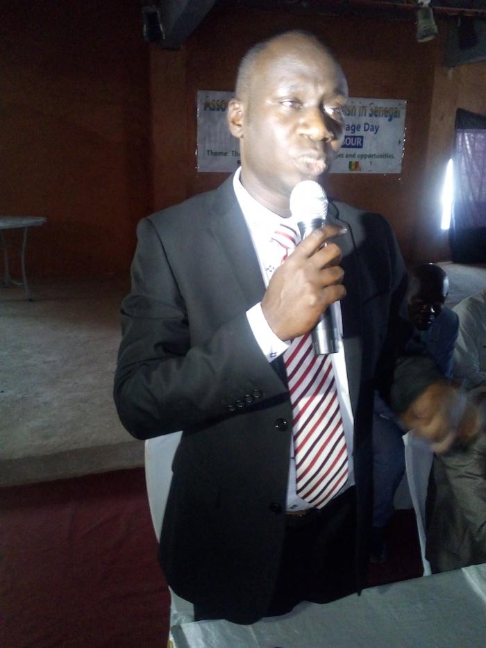 Éducation/Lutte syndicale : Les professeurs d'anglais du Sénégal soutiennent leurs camarades syndicalistes