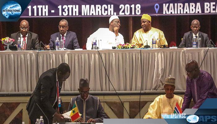 L'axe Dakar-Banjul s'enrichit de six nouveaux accords