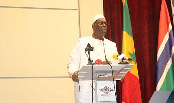Le retrait des Forces de défense ne dépend pas de Dakar (Macky Sall)